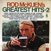 "Rod McKuen Vinyl 12"" (Used)"