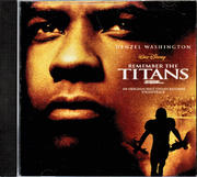 Remember The Titans CD