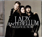 Lady Antebellum CD