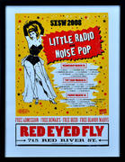 Little Radio & Noise Pop Party Framed Poster