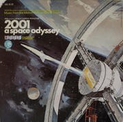 "2001 A Space Odyssey Vinyl 12"" (Used)"