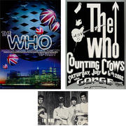 The Who Poster/Handbill Bundle