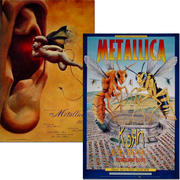 Metallica Poster Set