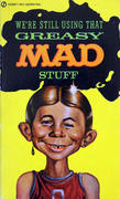 We're Still Using That Greasy Mad Stuff Book