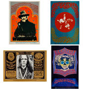 Big Bother and the Holding Company Postcard Set
