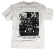 Little Bill Gaither, Memphis Slim & Big Bill Broonzy Men's T-Shirt