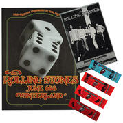The Rolling Stones Poster/Handbill/Ticket Bundle