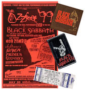 Black Sabbath Poster Set