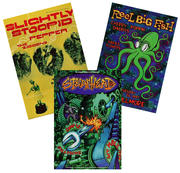 Fusion Reggae Poster Bundle