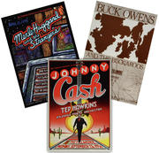 Classic Country Poster Set
