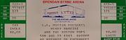 Henry Mancini Vintage Ticket