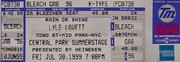 DC Talk Vintage Ticket