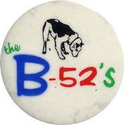 B-52's Pin
