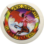 Black Sabbath Pin