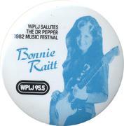 Bonnie Raitt Pin