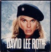 David Lee Roth Pin