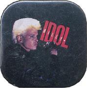 Billy Idol Pin