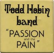 Todd Hobin Band Pin