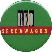 REO Speedwagon Pin