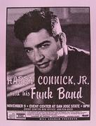 Harry Connick Jr. Handbill