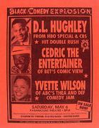 D.L. Hughley Handbill