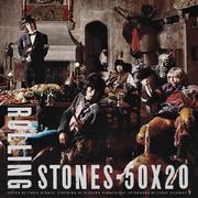 Rolling Stones 50 x 20 Book