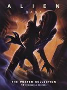 Alien Saga Poster Collection Book