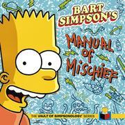 Bart Simpson's Manual of Mischief Book