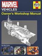 Marvel Vehicles - Owner's Workshop Manual Book