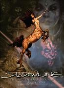 Shadowline - The Art of Iain McCaig Book