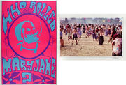 Grateful Dead Crowd/Mary Jane Poster Set