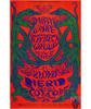 Moby Grape Poster/Ticket Set reverse side