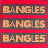 The Bangles Album Flat reverse side