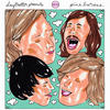 """The Districts / Pine Barons Vinyl 12"""" (New) reverse side"""
