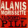 Alanis Morissette Album Flat reverse side