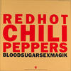 Red Hot Chili Peppers Album Flat reverse side