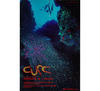 The Cure Poster/Ticket Set reverse side