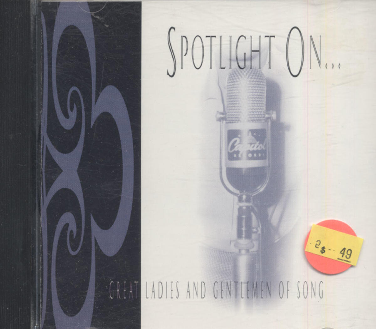 Spotlight On   Great Ladies and Gentlemen of Song CD, 1995 at Wolfgang's