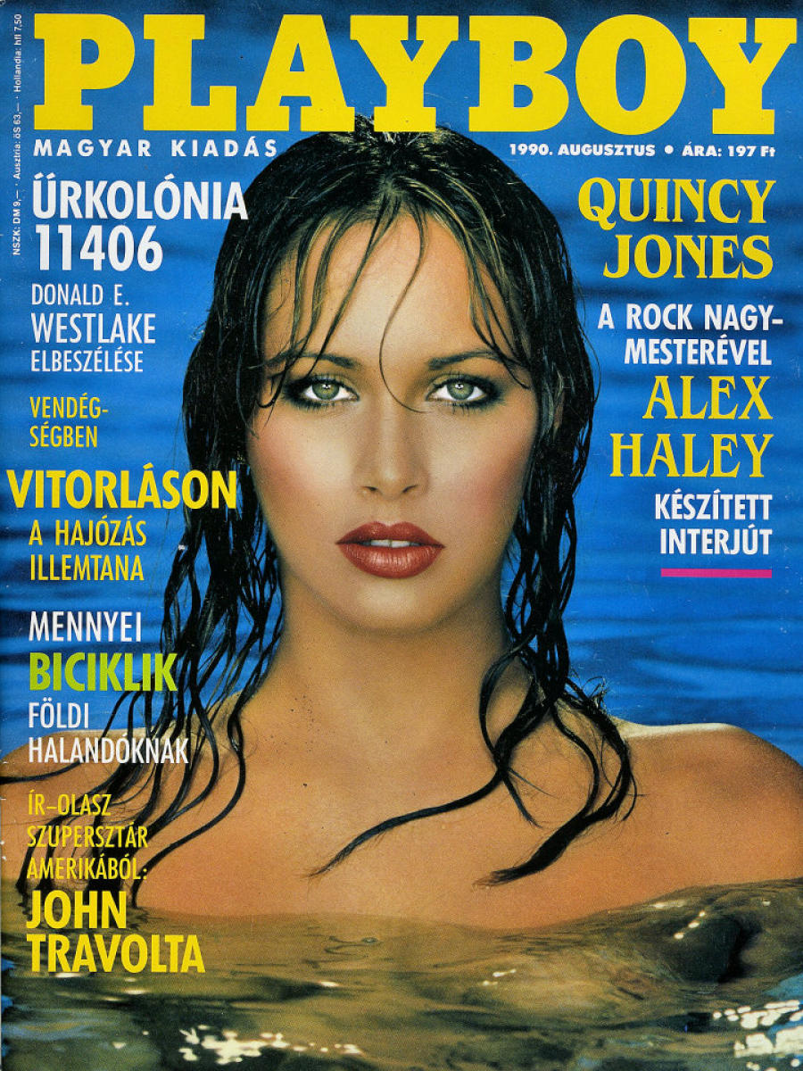 Playboy | August 1990 at Wolfgangs