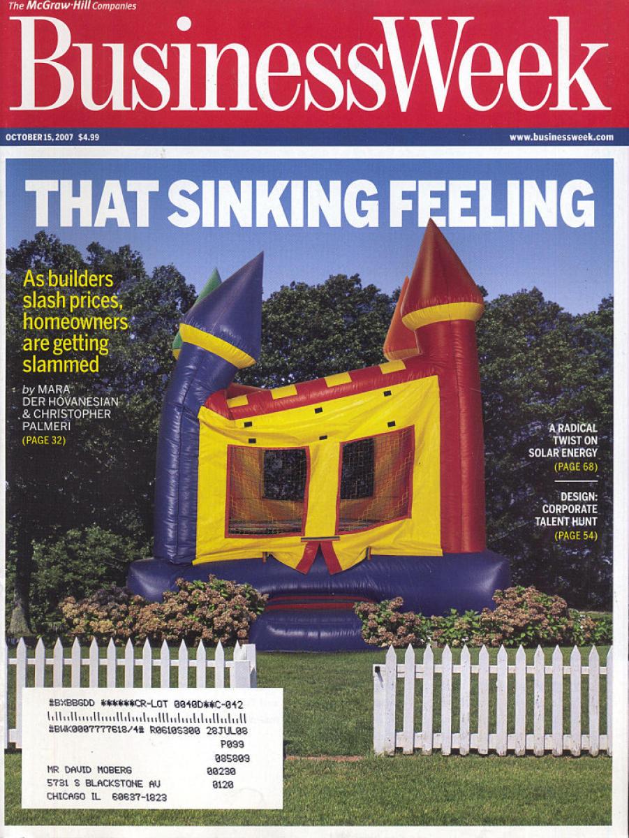 BusinessWeek (October 15, 2007)