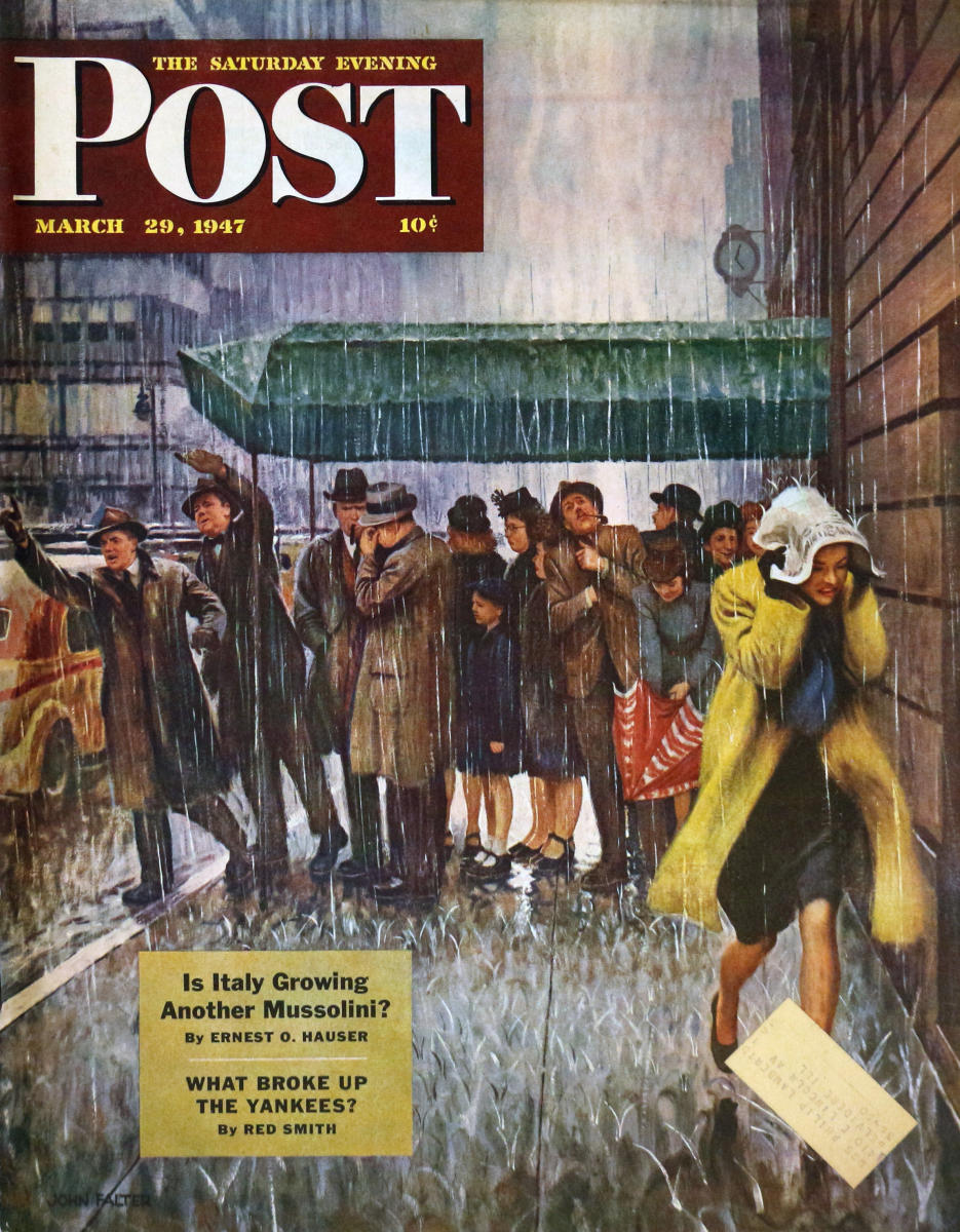 The Saturday Evening Post Magazine | Lifestyle and Culture