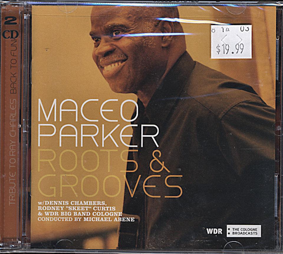 Maceo Parker CD