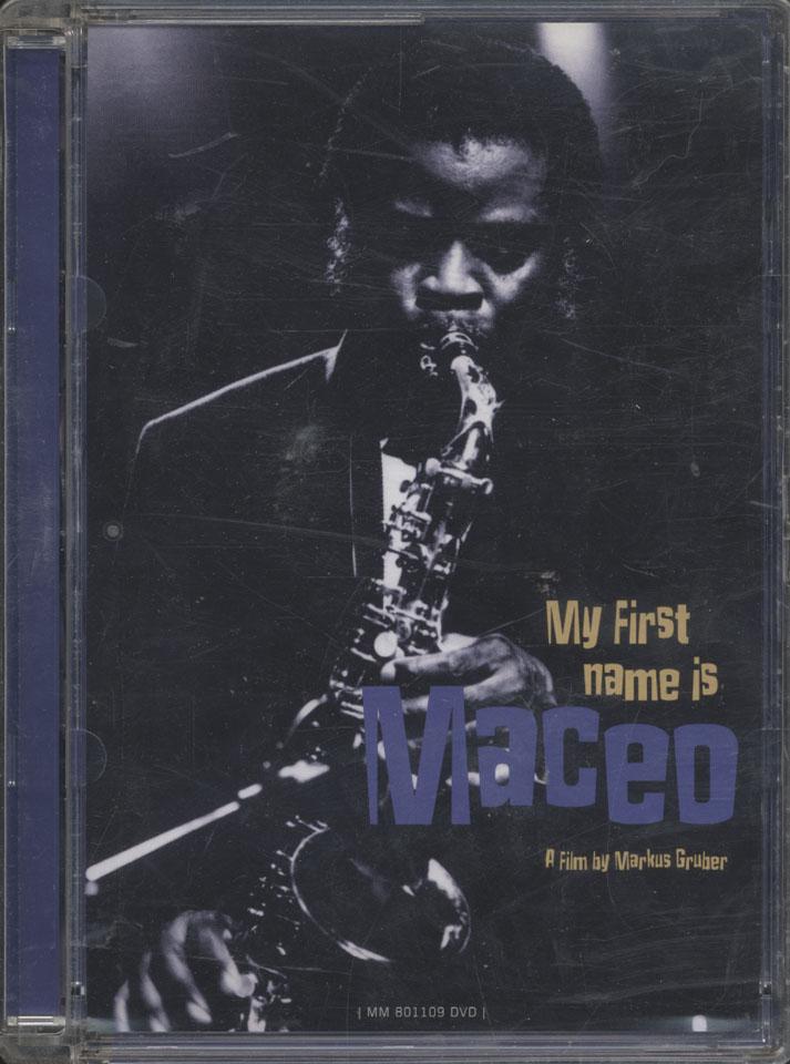 Maceo Parker DVD
