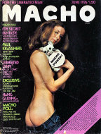 Macho Vol. 1 No. 1 Magazine