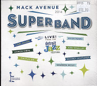 Mack Avenue Superband CD