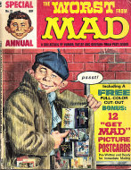 Mad Annual Edition No. 12 Magazine