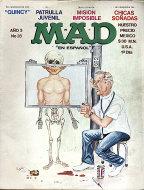 Mad En Espanol Ano 3 No. 28 Magazine