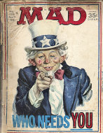 MAD Magazine April 1969 Magazine