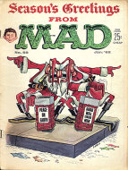 MAD Magazine January 1962 Magazine