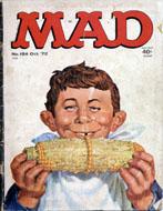 MAD Magazine No. 154 Magazine
